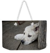 I Can Still Hear You Weekender Tote Bag