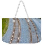 I Curve To The Left 2 Weekender Tote Bag