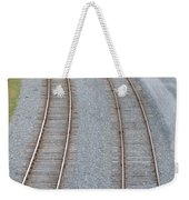I Curve To The Left 4 Weekender Tote Bag