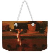I Do Love Pearls Weekender Tote Bag by RC deWinter