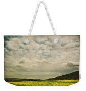 I Just Sat There Watching The Clouds Weekender Tote Bag