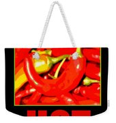 I Like It Hot Weekender Tote Bag