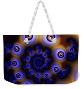 I Spiral With My Little Eye Weekender Tote Bag