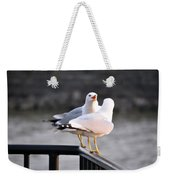I Told You   Im Tired Of Fish Damnit Weekender Tote Bag