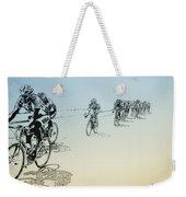 I Want To Ride My Bicycle Weekender Tote Bag