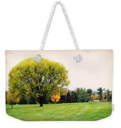 I Will Be Here Even When My Arms Are Bare Weekender Tote Bag