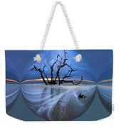 I Would Go To The Ends Of The Earth For You Weekender Tote Bag