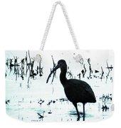 Ibis By Pintail Nature Drive Cameron Prairie Nwr La Weekender Tote Bag