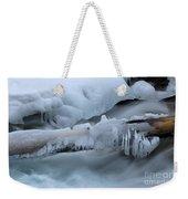 Ice 13 Weekender Tote Bag