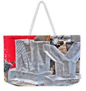 Ice Cold Ny Weekender Tote Bag