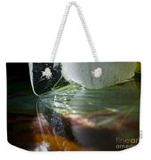 Ice Obsession Two Weekender Tote Bag