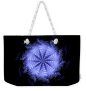 Ice Wheel Weekender Tote Bag