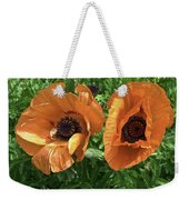 Iceland Poppies Weekender Tote Bag