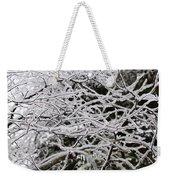 Icy Dreams Weekender Tote Bag