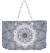 Icy Mandala 5 Weekender Tote Bag