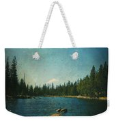 If It Could Be Just You And Me Weekender Tote Bag