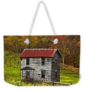 If These Walls Could Talk Painted Weekender Tote Bag