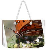If You Need Me - Butterfly Weekender Tote Bag