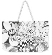 Ignorance And Bliss Weekender Tote Bag