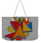 Artist Searching For Direction Weekender Tote Bag