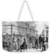 Illegal Voters, 1876 Weekender Tote Bag