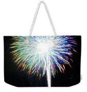 Illuminate The Night Weekender Tote Bag