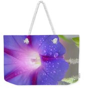 Illuminated Funnel Weekender Tote Bag
