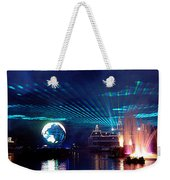Illuminations Reflections Of Earth Weekender Tote Bag