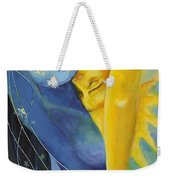 Ilusion From Impossible Love Series Weekender Tote Bag by Dorina  Costras