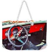 I'm Driving Weekender Tote Bag