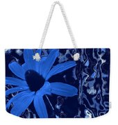 I'm So Blue Weekender Tote Bag