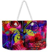 Imagine Bliss Weekender Tote Bag