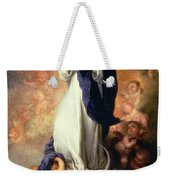 Immaculate Conception Of The Escorial Weekender Tote Bag