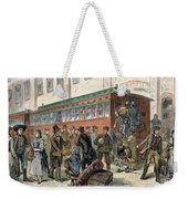 Immigrants, Nyc, 1880 Weekender Tote Bag