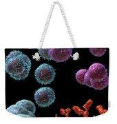 Immune Response Antibody 5 Weekender Tote Bag