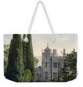 Imperial Castle In Alupku -ie Alupka -  Crimea - Russia - Ukraine Weekender Tote Bag