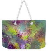 Impressionistic Abstract Weekender Tote Bag