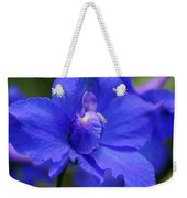 In A Blue Mood Weekender Tote Bag