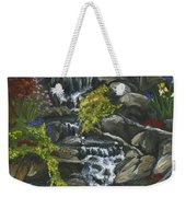 In A Country Garden Weekender Tote Bag