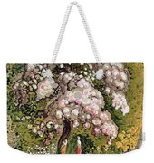 In A Shoreham Garden Weekender Tote Bag
