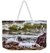 In-coming Tide Weekender Tote Bag