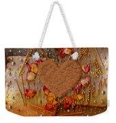 In Cookie And Bread Style Weekender Tote Bag