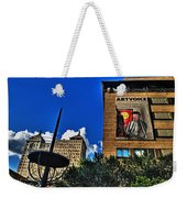 In Downtown Buffalo Weekender Tote Bag