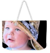 In Grandpa's Hat Weekender Tote Bag