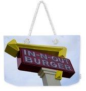 In-n-out IIi Weekender Tote Bag