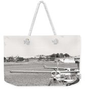 In Plane Sight Weekender Tote Bag