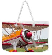 In Plane View Weekender Tote Bag