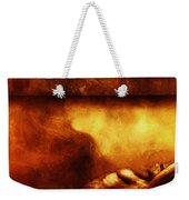 In Quiet Place  Weekender Tote Bag