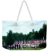 In Remembrance Of 9-11 Weekender Tote Bag