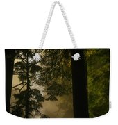 In Soft Shades Of Paradise Weekender Tote Bag